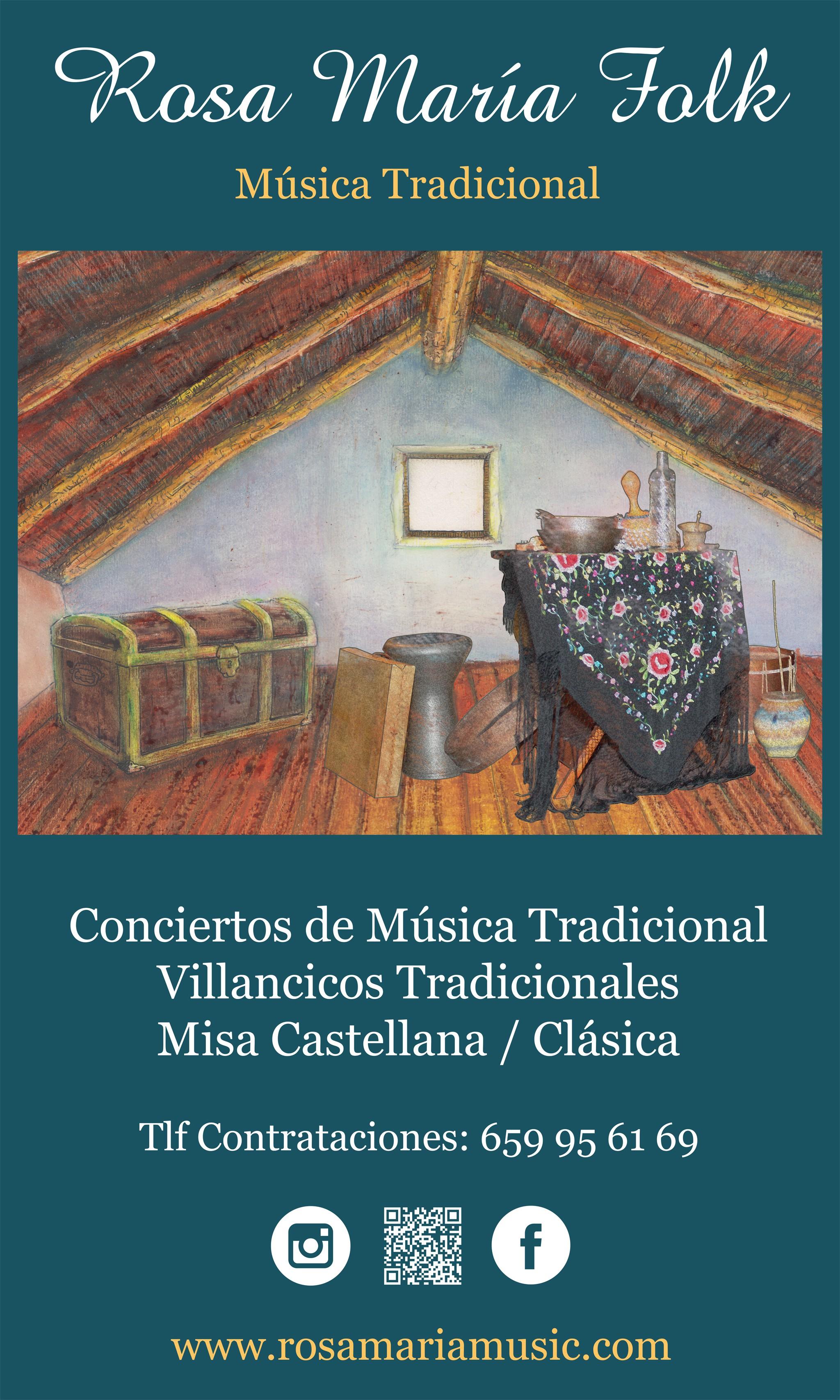 Concierto de Música Tradicional en Garcibuey (Salamanca)