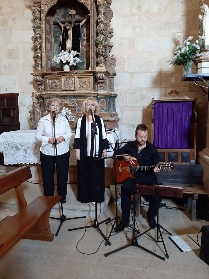 Misa Castellana en Zarapicos  (Salamanca)