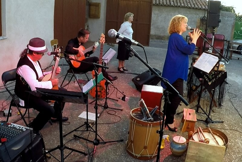 Concierto de música tradicional La Sagrada (Salamanca)