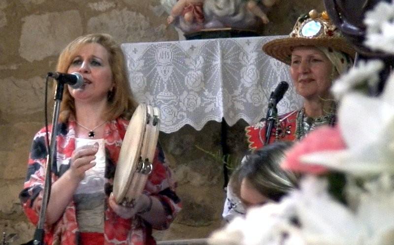 Misa Castellana Valdelosa (Salamanca)