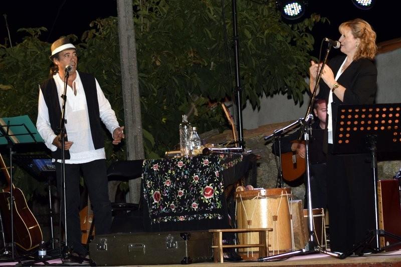 Concierto de música tradicional La Peña (Salamanca)