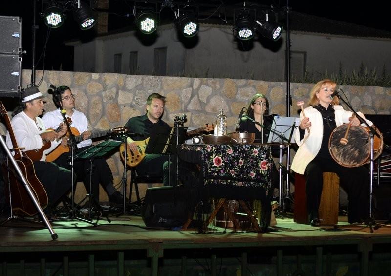 Concierto de música tradicional Pino de Tormes (Salamanca)
