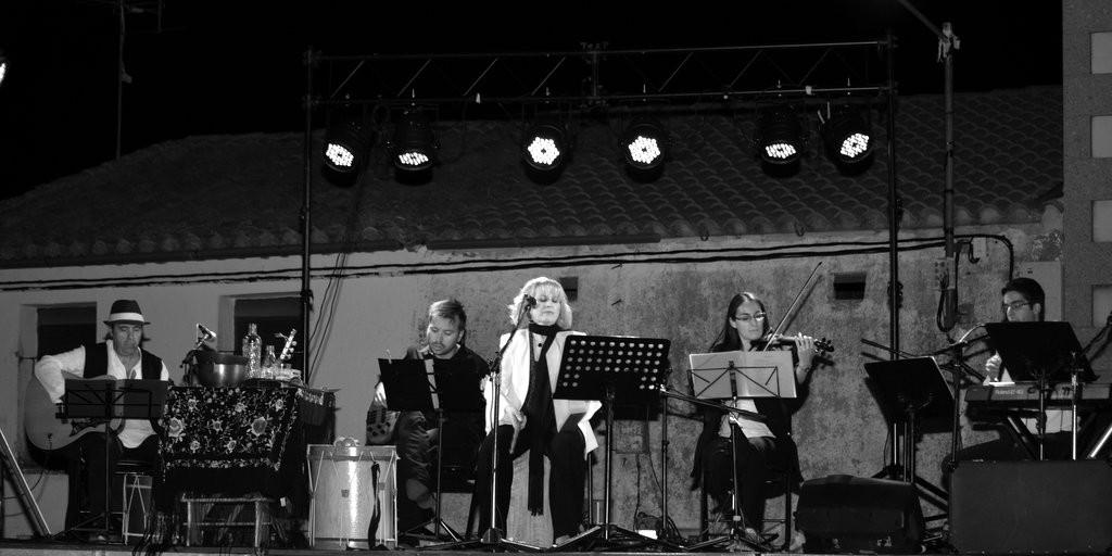 Concierto de música tradicional Endrinal (Salamanca)