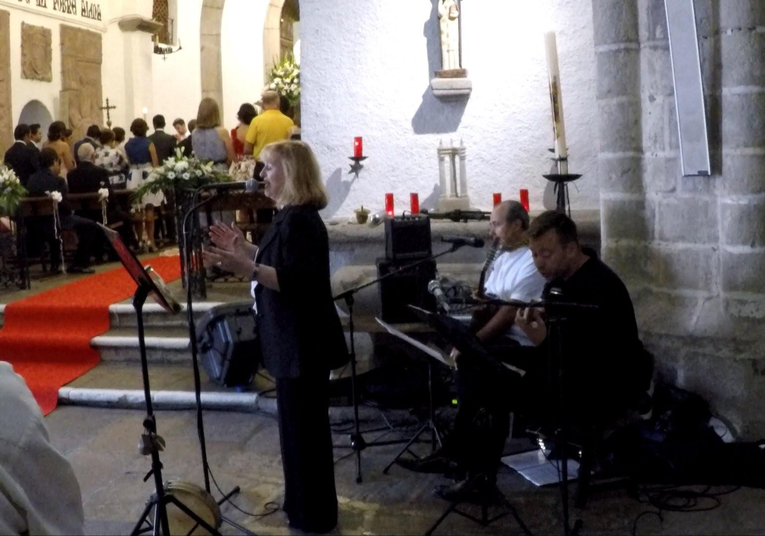 Misa Castellana Santuario de la Peña de Francia (Salamanca