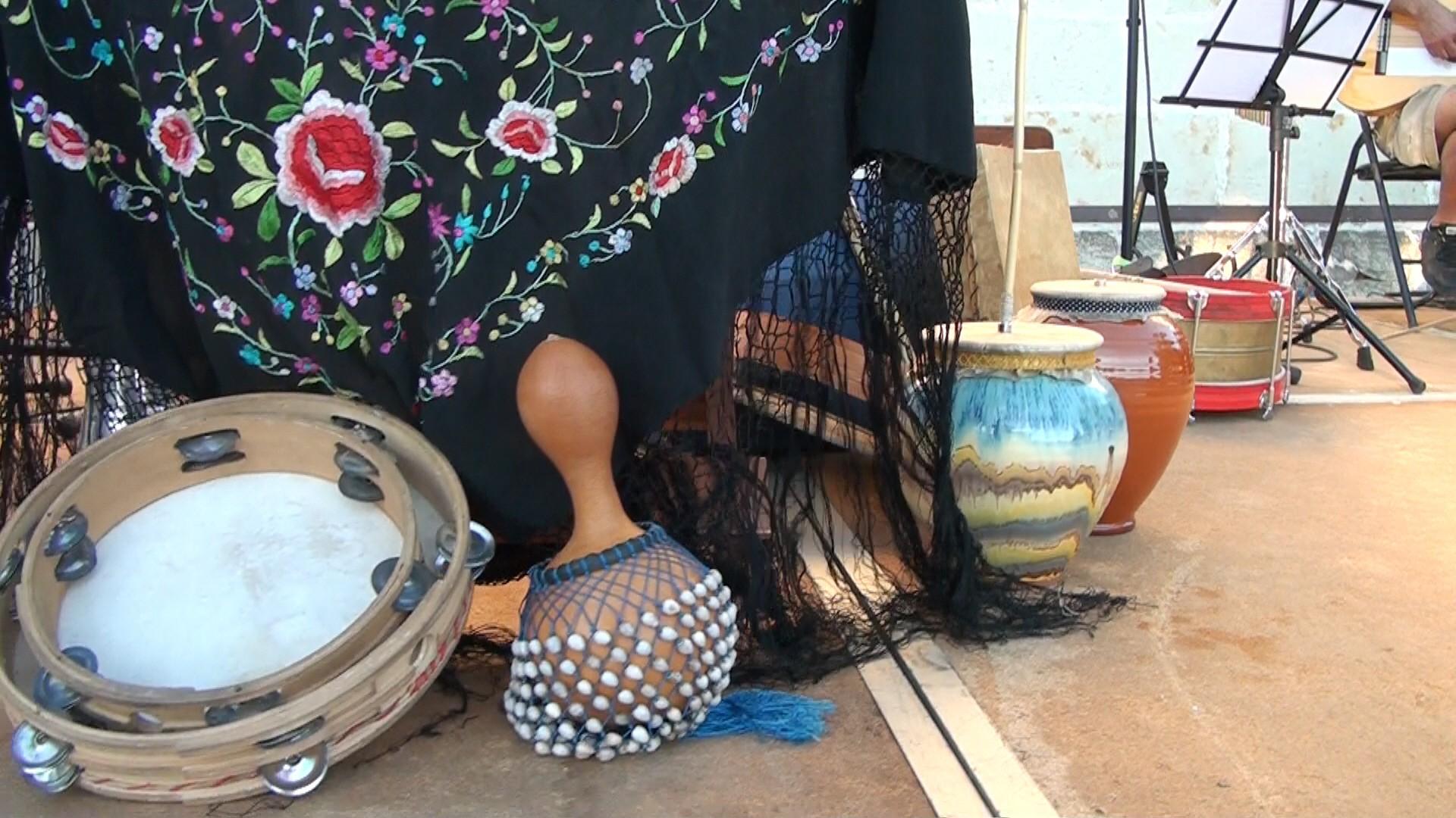 Concierto de música tradicional Sahugo (Salamanca)