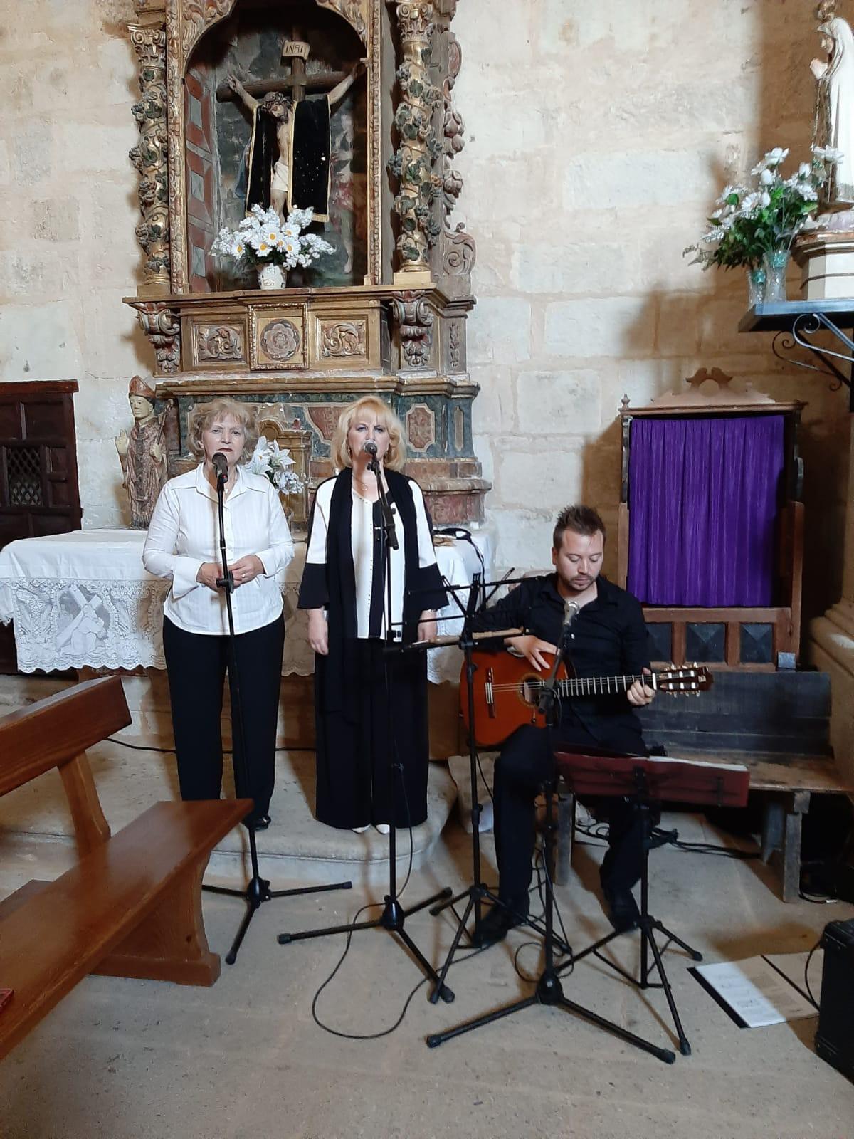 Misa Castellana en Las Veguillas