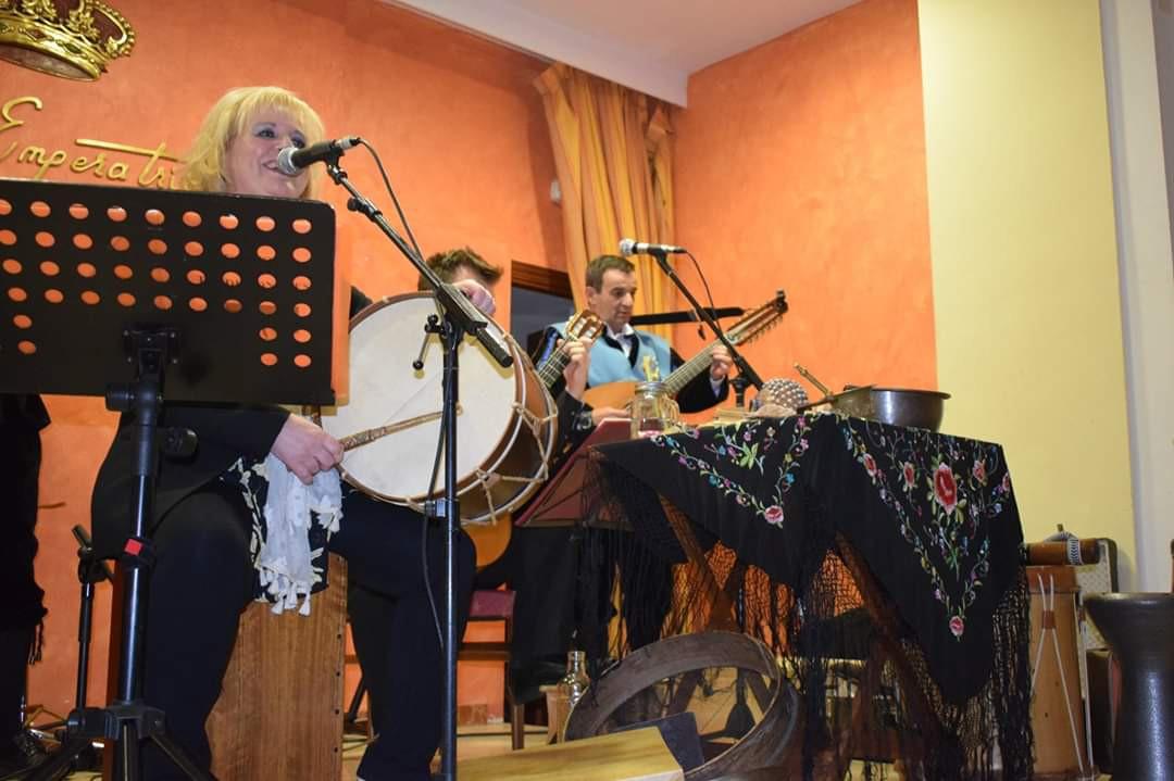 Concierto benéfico a favor de la Asociación de Alcohólicos  Rehabilitados de Salamanca (Arsa) en el Hotel Emperatriz