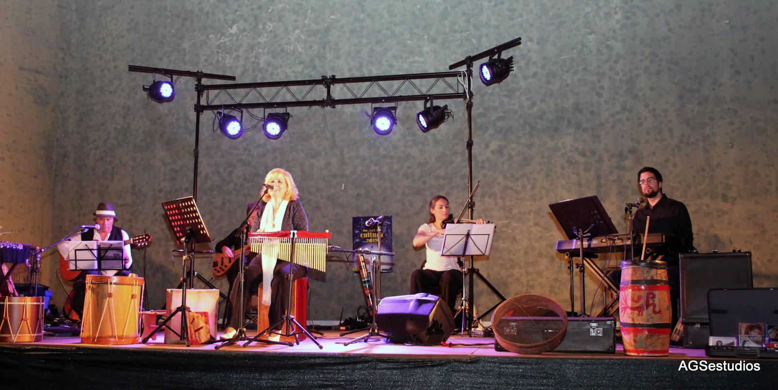 Concierto de Musica Tradidional en Torresmenudas (Salamanca)