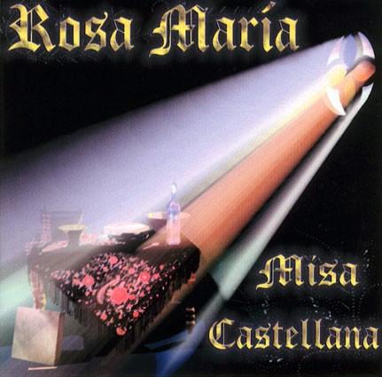 Misa Castellana en el Pueblo de la Sagrada(Salamanca)