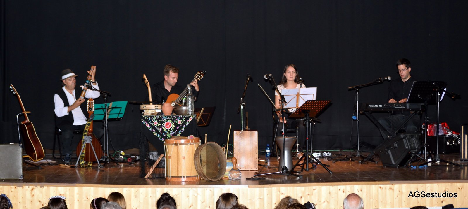 Concierto en Villoria (Salamanca) el 3 de septiembre de 2018