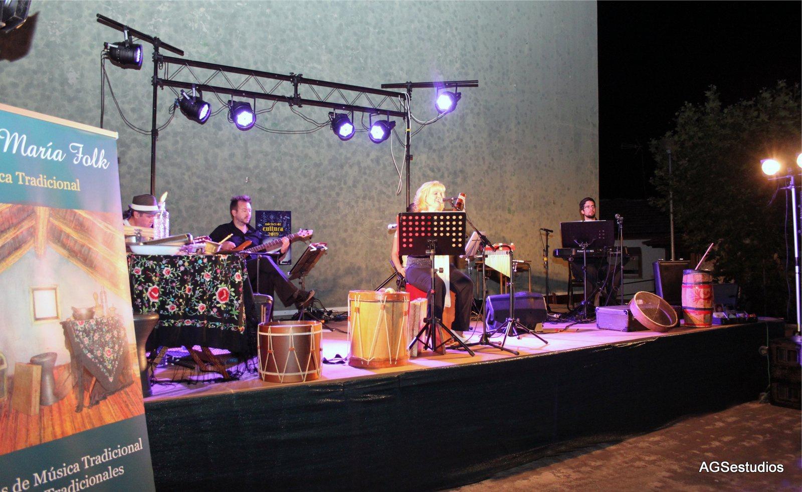 Concierto de Música Tradicional en Campillo de Azaba(31/07/2019)