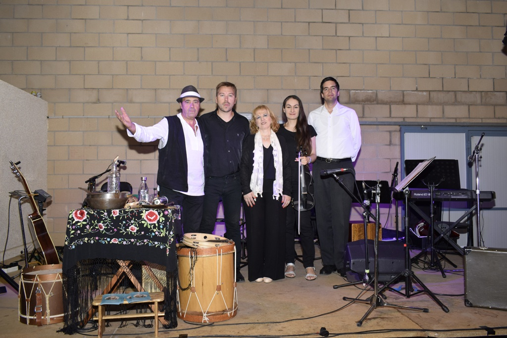 Concierto en  El Sahugo (10-08-2017)