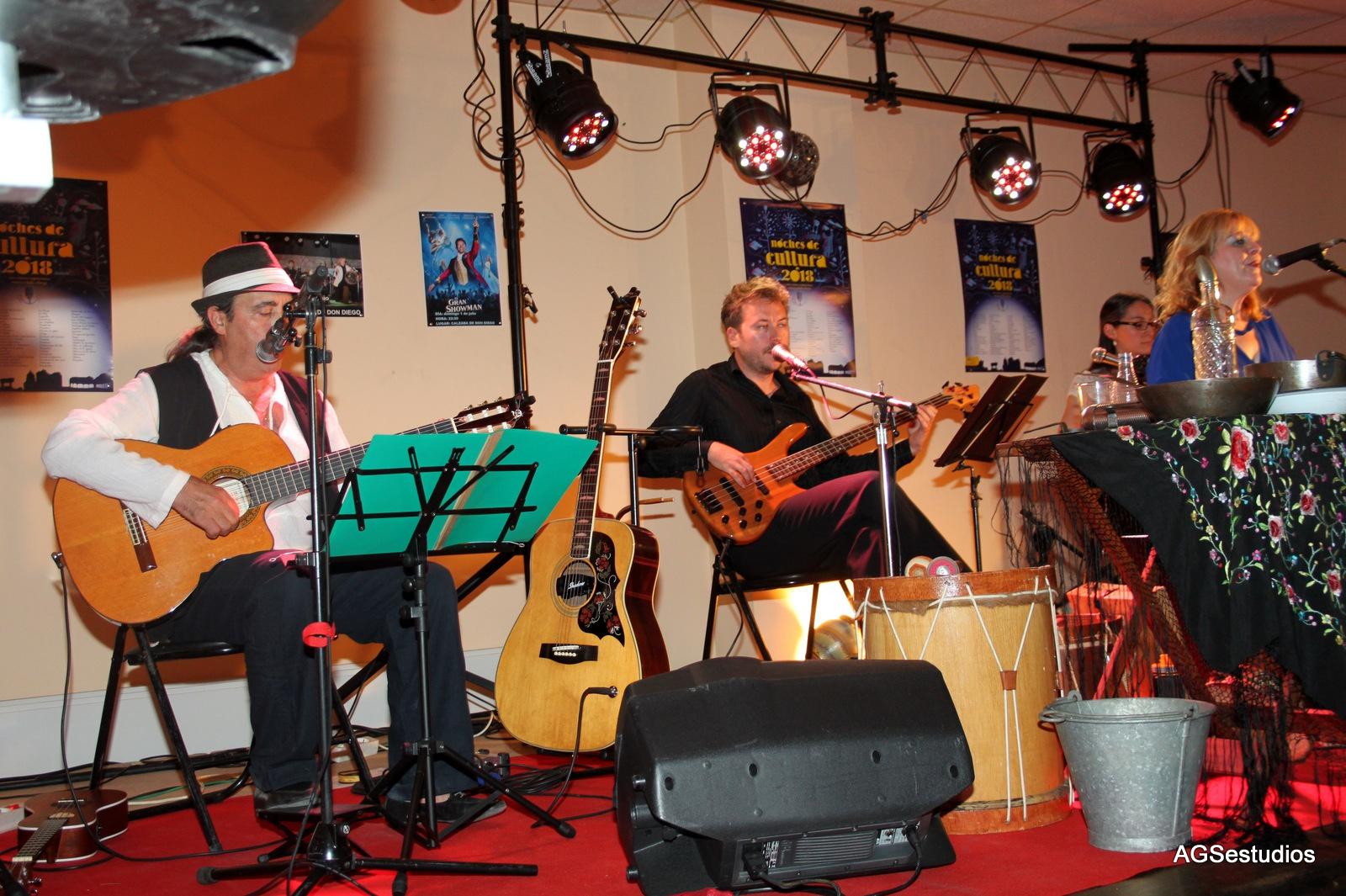 Concierto Música Tradicional en Calzada de Don Diego (Salamanca)